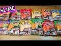 Slime no elijas las chips incorrectas