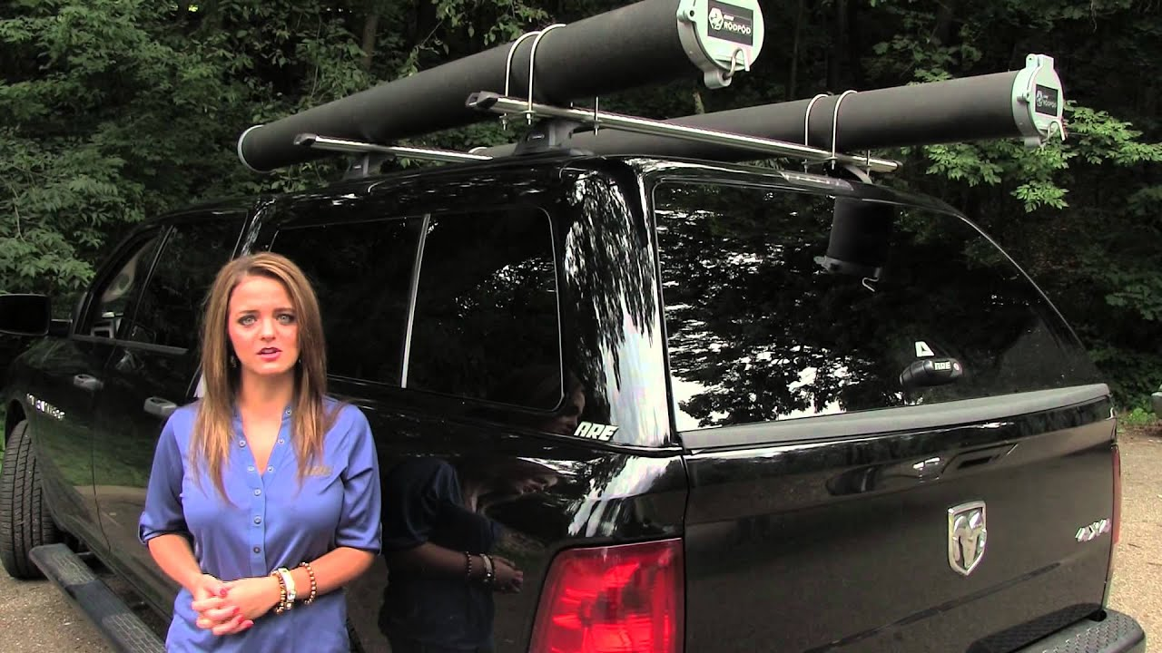 Rod Pods A R E Truck Caps And Tonneau Covers Youtube