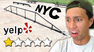 Worst Rated Skatepark in New York City