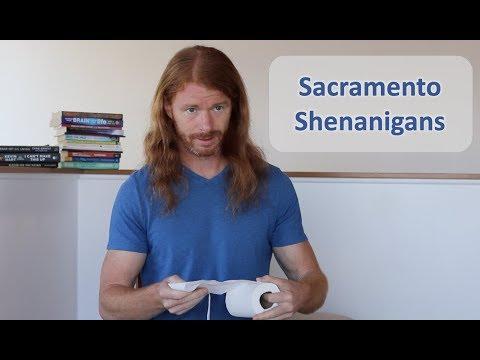 Sacramento Shenanigans - Ultra Spiritual Life episode 104
