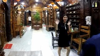 Vietnamese Wine Cellar Themed Restaurant - North of Saigon