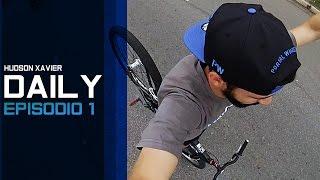 Manobras de bike e 2º Encontro em São Miguel Paulista - DAILY VLOG 1