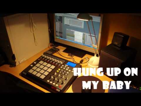 Hung up on my baby (sample)