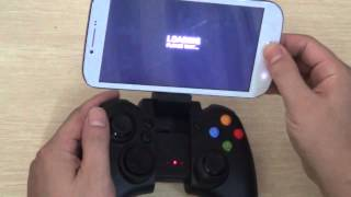 G910 Wireless BT Gamepad now supports MTK Smartphones!