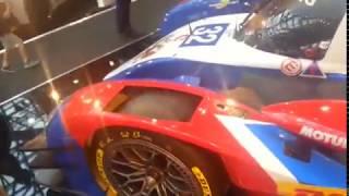 SMP RACING à Top Marques Monaco 2018