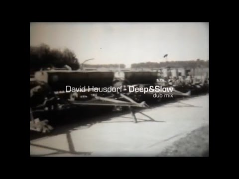 David Hausdorf - Deep & Slow (Dub Edit) [MCRV002]