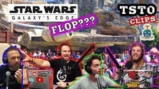 Is Disney's new GALAXY'S EDGE a flop??? | TSTO clips