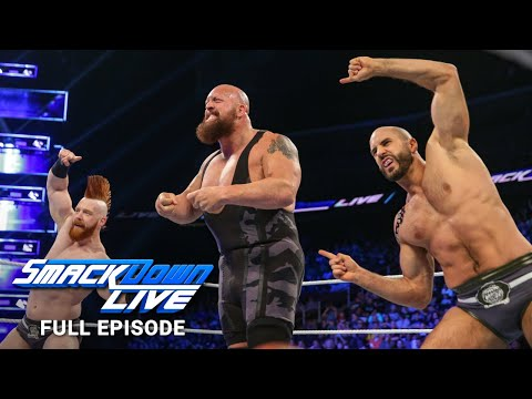 WWE SmackDown LIVE Full Episode, 23 October 2018