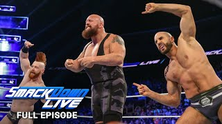 WWE SmackDown LIVE Full Episode, 23 October 2018