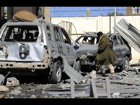 قوات الشرعية اليمنية تهاجم مواقع ميليشيا الحوثي في نهم  - نشر قبل 8 دقيقة
