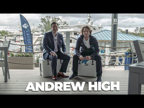 A quick catchup with Maritime Lawyer extraordinaire Andrew High of Luxury Law Group