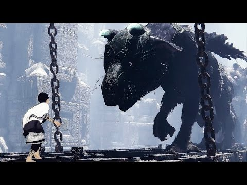 PS4 - The Last Guardian Trailer (E3 2016)