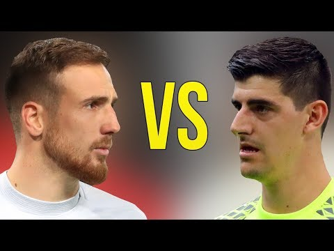 Thibaut Courtois VS Jan Oblak - Who Is The Best Goalkeeper? - Amazing Saves - 2018
