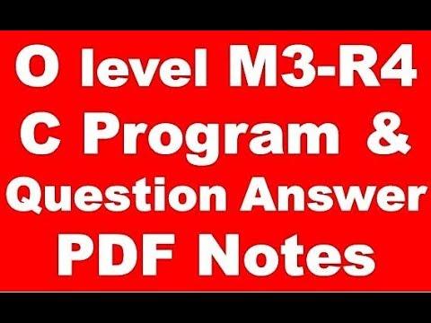 Download c programs free