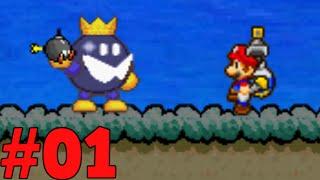 Super Mario 63 - Part 1: Bowser