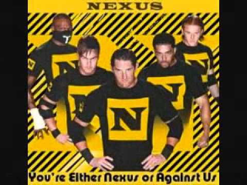 The new nexus wwe custom theme song this fire burns as one.