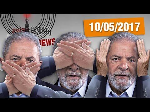 Lula vs Moro, Mega Operação de Segurança e Policial Gato #OtarioNews