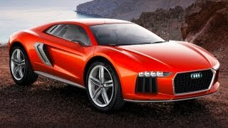 Talking Audi Concepts with Quattro GmbH at 2013 Frankfurt Show! - Wide Open Throttle Ep 83