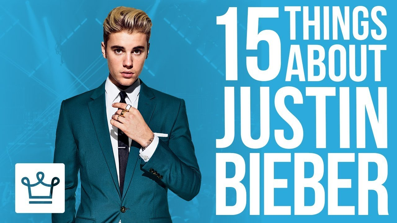 Download 15 Things You Didn't Know About Justin Bieber