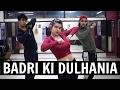 Badri Ki Dulhania Title Song Dance Routine | Anmol & Mohit Choreography