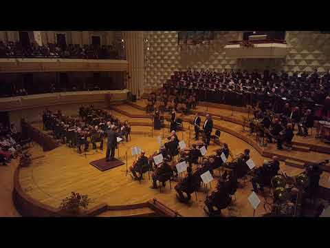 "L. V. Beethoven - ""Missa Solemnis"" For soloists,choir and orchestra. II movement - Gloria"