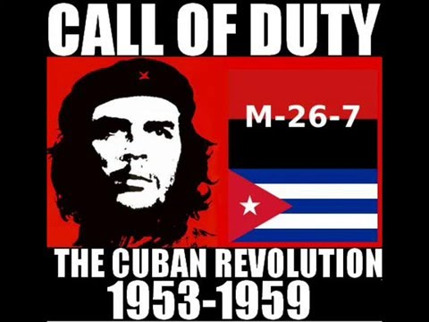 What-if Call of Duty:The Cuban Revolution 1953-1959