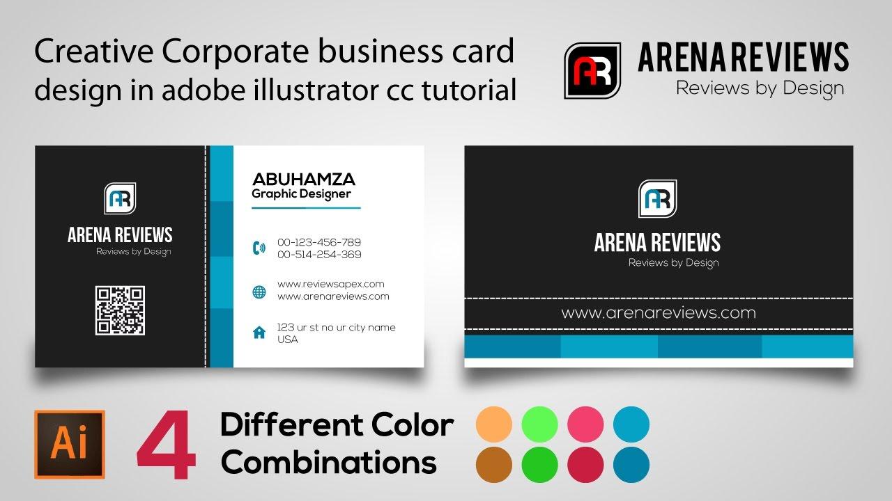 Clean modern multipurpose business card template illustrator cc clean modern multipurpose business card template illustrator cc tutorial colourmoves