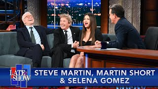 """You Guys Are The OGs"" - Selena Gomez Explained ""WAP"" Lyrics To Steve Martin & Martin Short"
