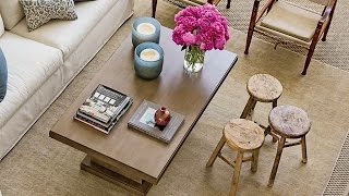 How To Choose The Right Coffee Table | Southern Living