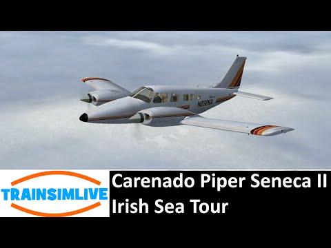 Microsoft Flight Simulator X: Steam Edition - Irish Sea Tour