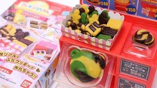 Cooking Puchi Food Cookie Set