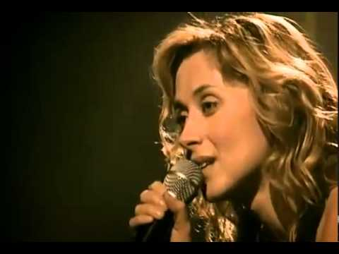 Видео, Lara Fabian  Je taime Мурашки по коже Зал пот Певица плачет