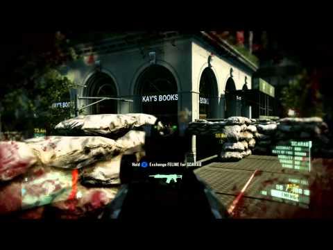 TLGG - Crysis 2 360 (Restart Supersoldier Mode) *Warning Bad mood due to moving*