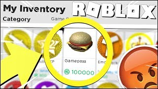 I SPENT 100,000 ROBUX only IN THAT.. I'm too stupid;(-ROBLOX