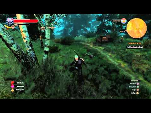 The Witcher 3: Wild Hunt (nekkers)