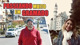 Gramado RS: passeio no centro, Mini Mundo, Gramado Zoo, Pórtico etc