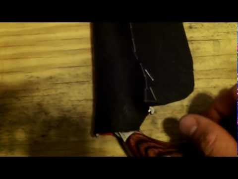 How to Make a One-Dollar Pocket Holster
