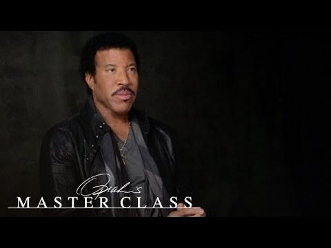 What Pulled Lionel Richie Out of His Darkest Hour | Oprah's Master Class | Oprah Winfrey Network