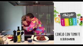 Conejo con Tomate | Receta de la madre de Alberto Chicote