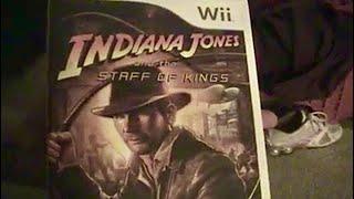 Indiana Jones and the Piano Crane of Doom (Wii)