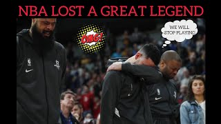 NBA Players amp; Teams Pay Tribute/Reaction To Kobe Bryant  Kobe Bryant Helicopter Crash Video
