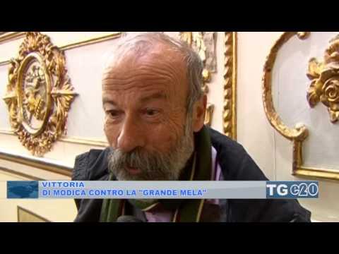 """DI MODICA CONTRO LA """"GRANDE MELA"""""""