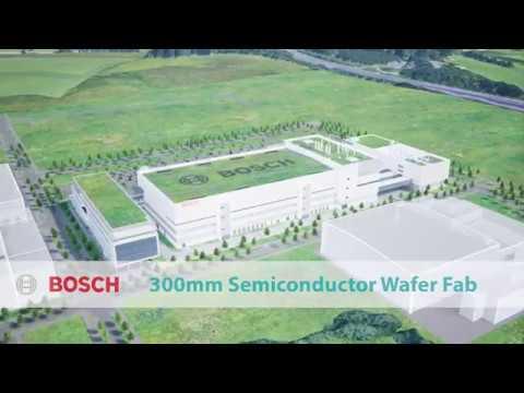 EN   300mm Semiconductor Wafer fab in Dresden