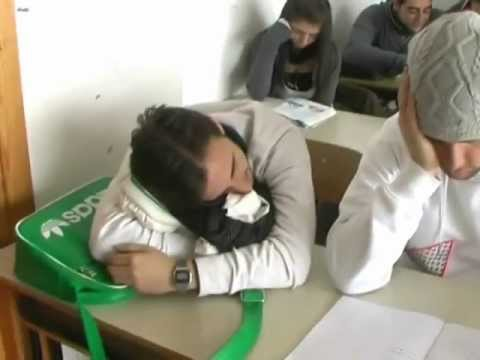 A day at school (Italy)