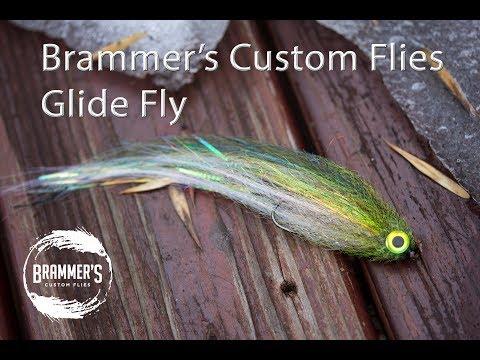 Fly Tying: Glide Fly - Predator Tube Fly