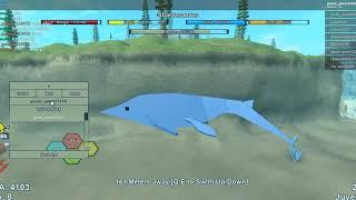 Roblox Dinosaurier Simulator versucht, dna glitch