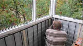 видео остекление балконов
