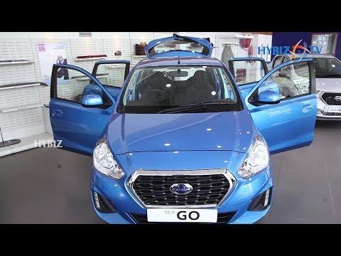 Datsun GO Interior & Exterior Review | New Datsun GO