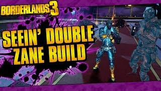 Borderlands 3 | Seein' Double Zane Build (Ultimate Clone Destruction!)