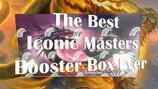 jackpot mtg iconic masters booster box